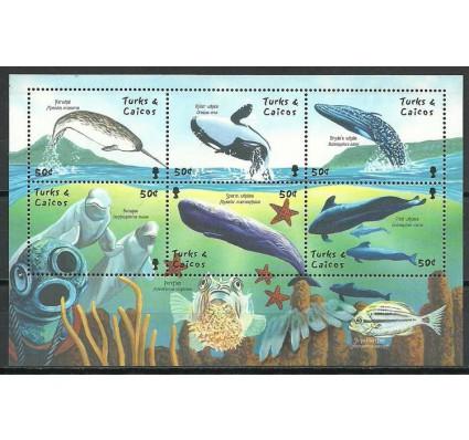 Znaczek Turks i Caicos 2001 Mi ark 1604-1609 Czyste **