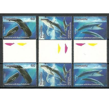 Znaczek Vanuatu 2001 Mi 1138-1140 Czyste **