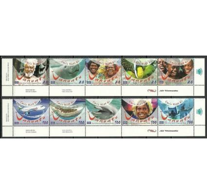 Znaczek Vanuatu 2001 Mi 1425-1434 Czyste **