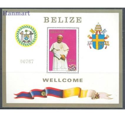 Znaczek Belize 1983 Mi bl 57 Czyste **