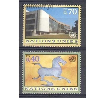 Znaczek Narody Zjednoczone Genewa 1996 Mi 286-287 Czyste **