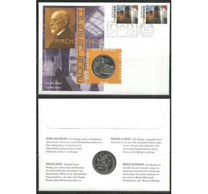 Znaczek Holandia 1999 Mi num 1742 FDC