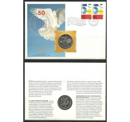 Znaczek Holandia 1995 Mi num 1545 FDC