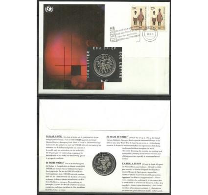 Znaczek Holandia 1996 Mi num 1590 FDC