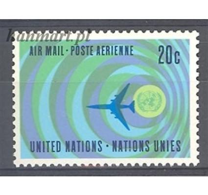 Znaczek Narody Zjednoczone Nowy Jork 1968 Mi 202 Czyste **