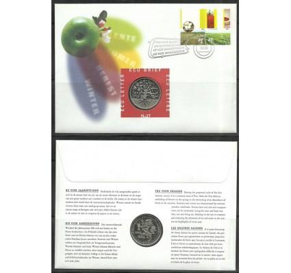 Znaczek Holandia 1998 Mi num 1644-1645 FDC