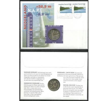 Znaczek Holandia 1998 Mi num 1661 FDC