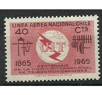 Znaczek Chile 1965 Mi 635 Czyste **