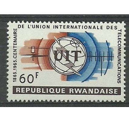 Znaczek Rwanda 1965 Mi 118 Czyste **