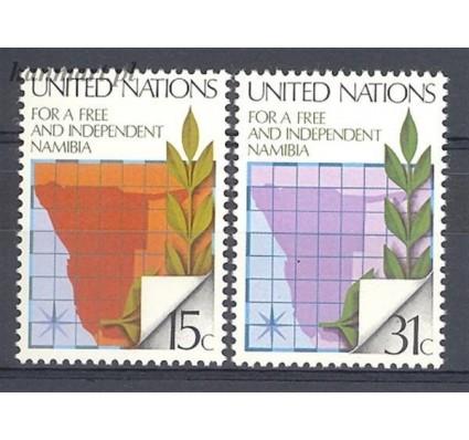 Narody Zjednoczone Nowy Jork 1979 Mi 336-337 Czyste **