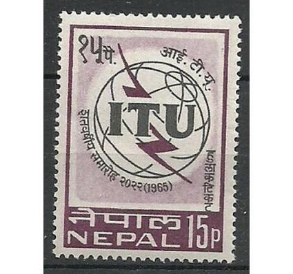 Znaczek Nepal 1965 Mi 195 Czyste **