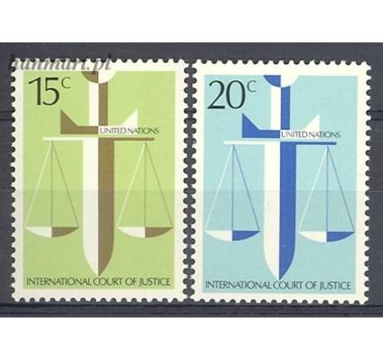 Narody Zjednoczone Nowy Jork 1979 Mi 338-339 Czyste **