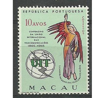 Znaczek Makau 1965 Mi 430 Czyste **