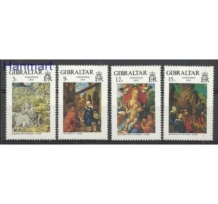 Znaczek Gibraltar 1978 Mi 383-386 Czyste **