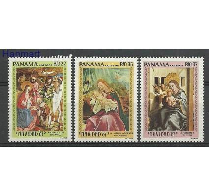 Znaczek Panama 1987 Mi 1662-1664 Czyste **