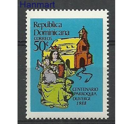 Znaczek Dominikana 1988 Mi 1560 Czyste **