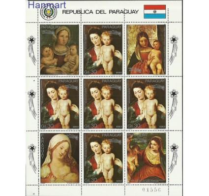 Znaczek Paragwaj 1987 Mi ark4173 Czyste **