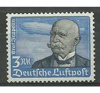 Znaczek Deutsches Reich / III Rzesza 1934 Mi 539 Z podlepką *
