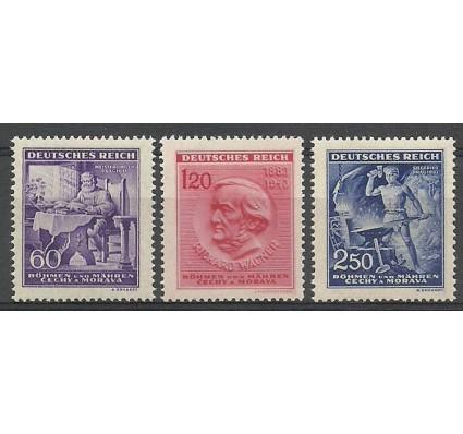 Znaczek Deutsches Reich / III Rzesza 1943 Mi 132 Czyste **