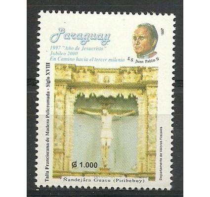 Znaczek Paragwaj 1997 Mi 4737 Czyste **