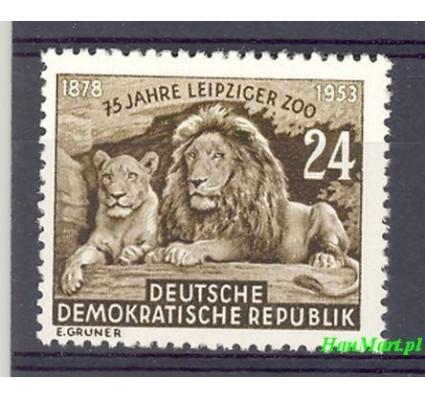 Znaczek NRD / DDR 1953 Mi 397 Czyste **