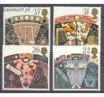 Znaczek Wielka Brytania 1990 Mi 1296-1299 Czyste **