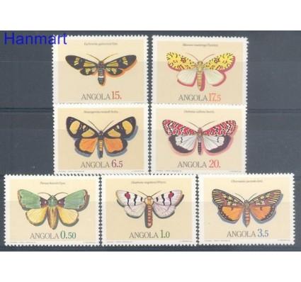 Znaczek Angola 1984 Mi 691-697 Czyste **