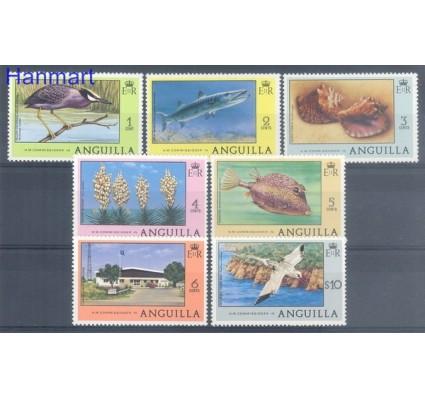 Znaczek Anguilla 1977 Mi 273-279 Czyste **