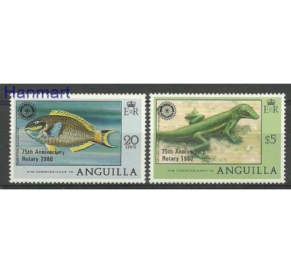 Znaczek Anguilla 1980 Mi 387-388 Czyste **