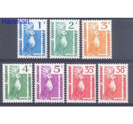 Znaczek Nowa Kaledonia 1985 Mi 750-756 Czyste **