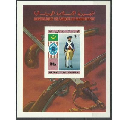 Znaczek Mauretania 1976 Mi bl 14B  Czyste **