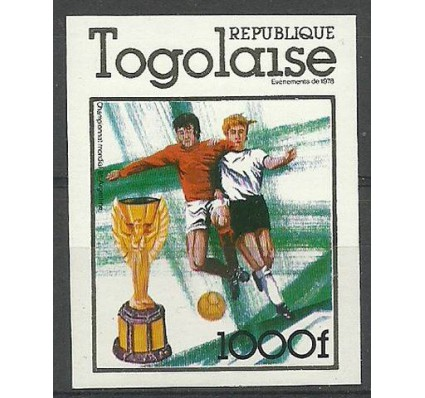 Znaczek Togo 1978 Mi 1282B Czyste **