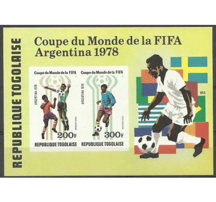 Znaczek Togo 1978 Mi bl 133B Czyste **