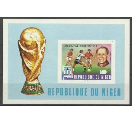 Znaczek Niger 1978 Mi bl 21B Czyste **