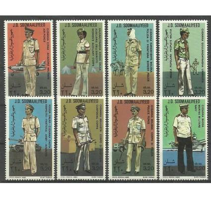 Znaczek Somalia 1983 Mi 337-344 Czyste **