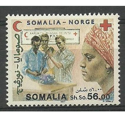 Znaczek Somalia 1987 Mi 396 Czyste **