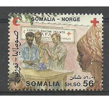 Znaczek Somalia 1987 Mi 397 Czyste **