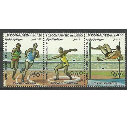 Znaczek Somalia 1984 Mi 353-355 Czyste **