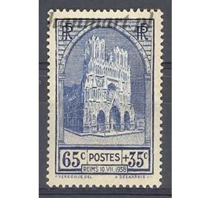 Znaczek Francja 1938 Mi 430 Z podlepką *
