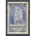 Francja 1938 Mi 430 Z podlepką *
