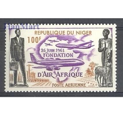 Znaczek Niger 1962 Mi 23 Czyste **
