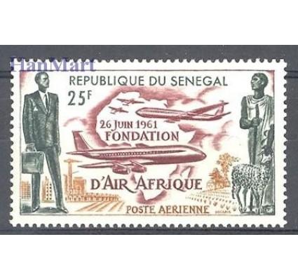 Znaczek Senegal 1962 Mi 254 Czyste **