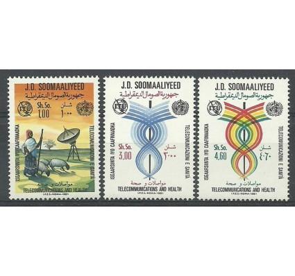 Znaczek Somalia 1981 Mi 301-303 Czyste **
