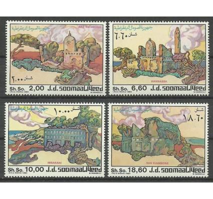 Znaczek Somalia 1985 Mi 368-371 Czyste **