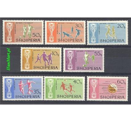Znaczek Albania 1966 Mi 1071-1078 Czyste **