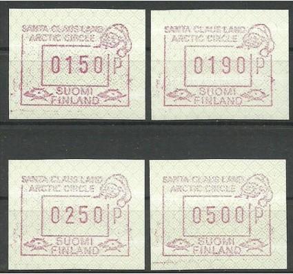 Znaczek Finlandia 1989 Mi aut 6 Czyste **