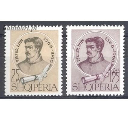 Znaczek Albania 1966 Mi 1098-1099 Czyste **