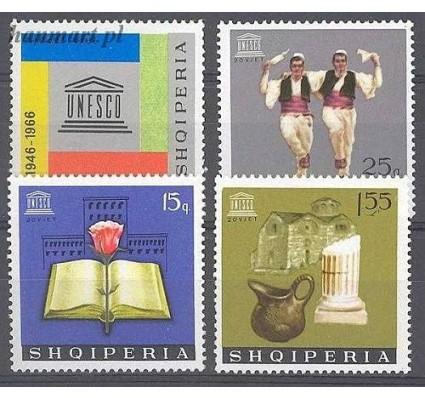 Albania 1966 Mi 1100-1103 Czyste **