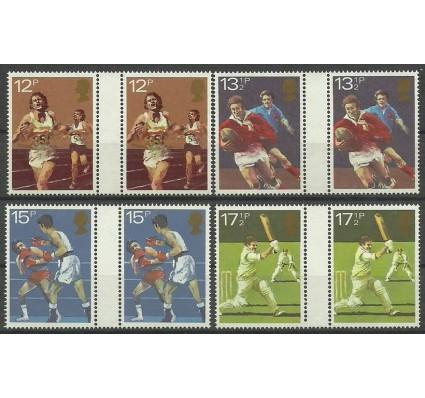Znaczek Wielka Brytania 1980 Mi 850-853 Czyste **