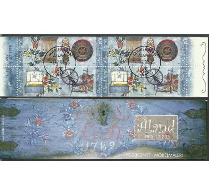 Znaczek Wyspy Alandzkie 1999 Mi mh 7 Stemplowane